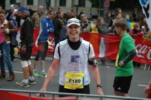 Beim TUI Marathon