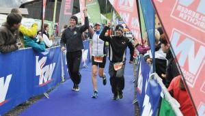 Spendenstaffel Transvorarlberg Triathlon